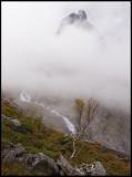 Stigfossen by Trollstigen