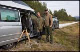 With German Photographer Sven-Erik Arndt in Norway