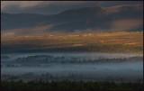 Early morning view from Hjerkinn - Dovre