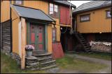 Old houses in Röros