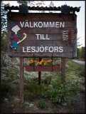 Welcome to Lesjöfors