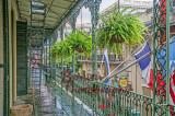 Antoine's Balcony
