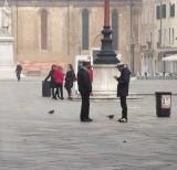 VENICE - Foggy December 2013.