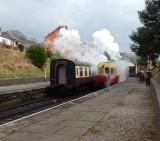 Llangollen Railway 15th March 2015.