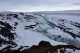 The Magnificent Gullfoss Waterfall