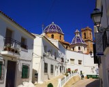Altea/The place where I live