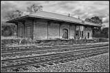 Toombsboro Railroad Depot