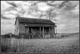 Abandoned Tenant House