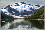 Glaciers and Fjord