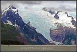 Glacier in Northwest Fjord