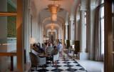 Trianon Palace lobby