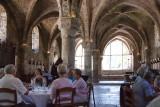 Inside Abbaye des Vaux de Cernay