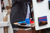Artist at Montmartre