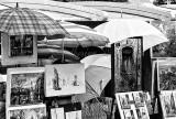 Umbrellas at Montmartre