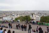Paris from the Cathedral