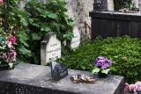 Van Gogh's Grave at Auvers-sur-Oise