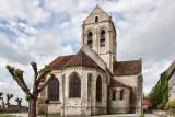 Church at Auvers-sur-Oise