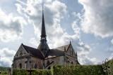Les Andelys Church