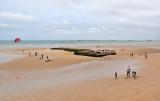 Arromanche Beach