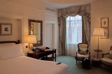 Our room at the Savoy