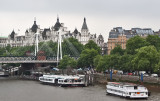 From the Waterloo Bridge
