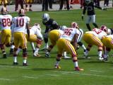 Redskins at Raiders - 09/29/13