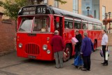 A Restored 1962 Midland Red Bus