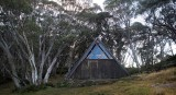 Upper Howqua Camping area to Vallejo Gantner Hut and return 24th to 25 March 2016