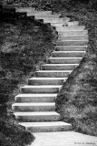 Staggered steps