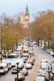 Big Ben and traffic