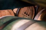 Between the barrels