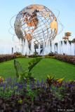 Unisphere and garden