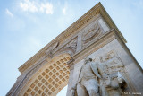 Washington on the arch