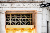 Stock exchange entrance