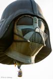 Vader in flight