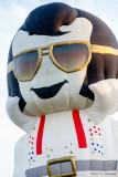 Elvis balloon