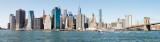 Lower Manhattan pano