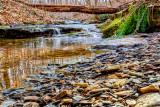 Rocks and stream