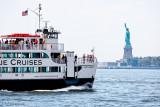 Cruising Lady Liberty