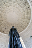 Dome and statue