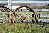 Wheels at rest