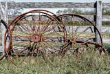 Wheels and rails