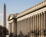 Treasury and monument