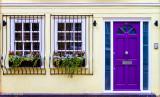 Distinctive doorway