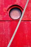 Porthole and rope