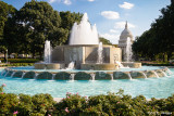 Fountain near Capitol