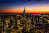 City sunset (1)
