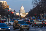 Capitol and traffic