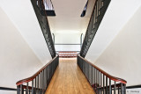Parallel staircases