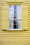 Shaker window